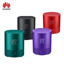 オリジナル Huawei 社ミニスピーカーワイヤレス Bluetooth 4.2 ステレオ周囲の音ハンズフリーマイクロ USB 充電 IP54 防水スピーカー