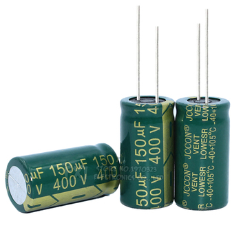 10V 16V 25V 35V 50V 400V High Frequency Low ESR Aluminum Capacitor 100UF 220UF 330UF 470UF 680UF 1000UF 1500UF 2200UF 3300UF 5