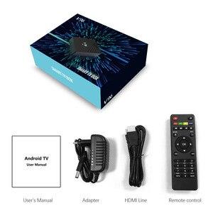 Image 5 - Original mini caixa de tv allwinner h6 quad core inteligente 4k uhd 2g 16gb android 9.0 os octa núcleo wifi iptv media player conjunto caixa superior