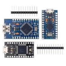 TENSTAR ROBOT Pro Micro Con il bootloader Nero/Blu ATmega32U4 5V/16MHz Modulo controller Mega32U4 leonardo per arduino