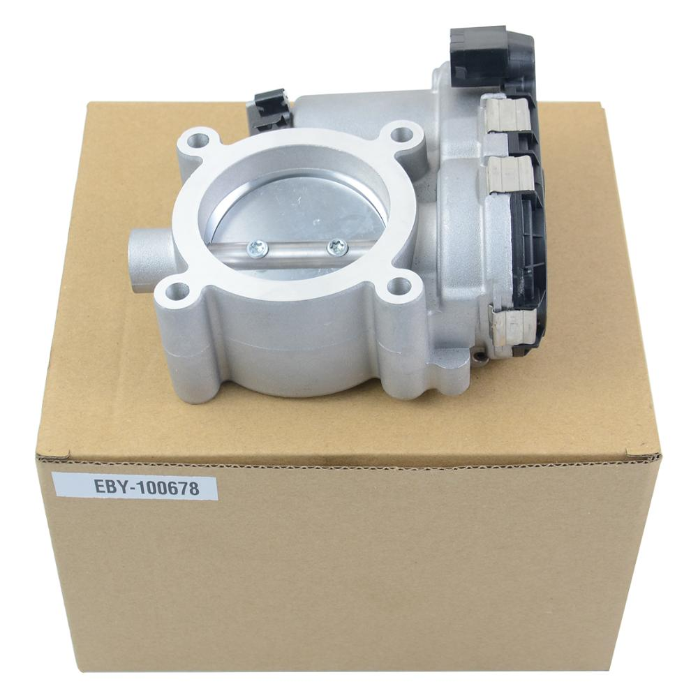 AP02 Throttle Body For <font><b>Mercedes</b></font> E250 E200 C250 C200 C180 B200 B180 B170 B160 B150 A200 A180 A170 160 A150 image