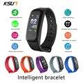 Мужские и женские умные часы KSUN KSS709 с пульсометром и тонометром, фитнес-трекер, умные часы, спортивные часы, умный Браслет