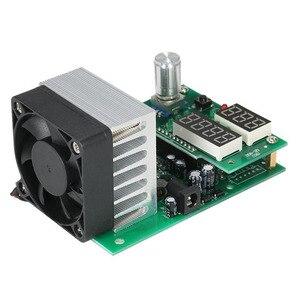 Image 2 - Carga electrónica de corriente constante multifuncional 9.99A 60W 30V descarga módulo probador de capacidad de batería de alimentación