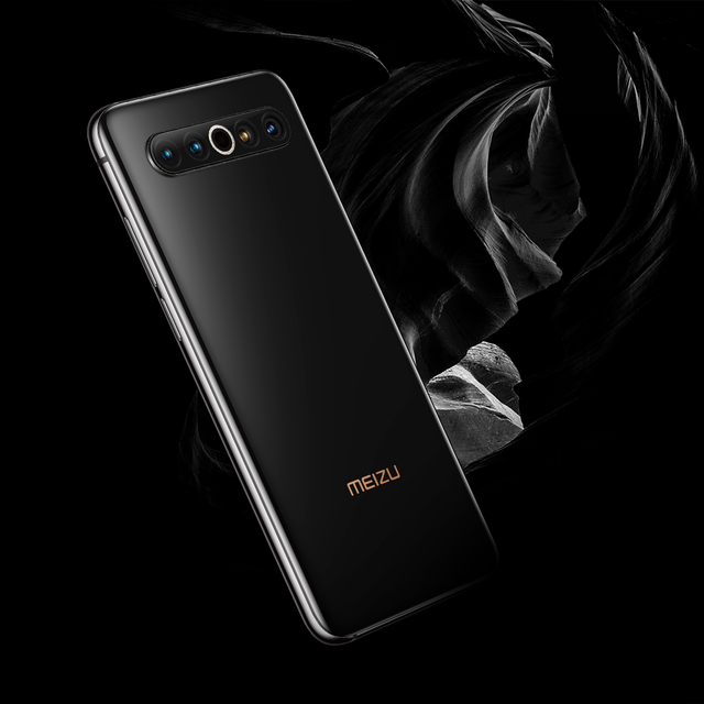 Meizu 17 Pro 5G Phone 8G+128G/12G+256G  Android Smartphone Snapdragon 865 Octa Core Support NFC Wireless Charge China Version 6