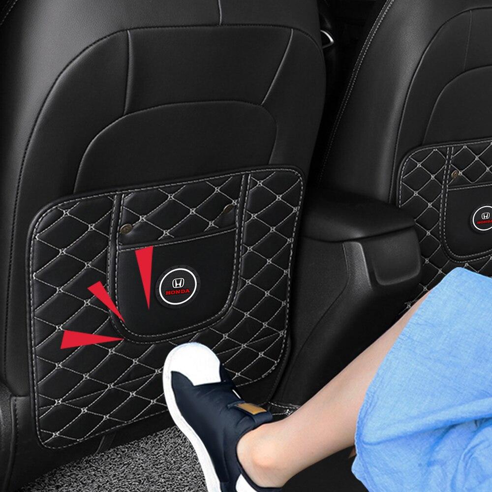 Купить коврик из волоконной кожи для заднего сиденья автомобиля противоударный