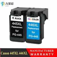 PG-445 PG445 CL-446 XL Cartouche D'encre pour Canon PG 445 CL 446 pour Canon PIXMA MX494 MG2440 MG2940 MG2540 MG2540S IP2840