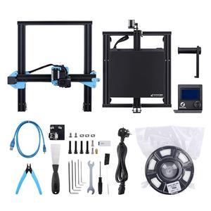 Image 5 - Sovol SV01 3Dプリンタ直接ドライブ押出機280*240*300ミリメートルmeanwell電源95% 事前組み立てimprimante impresora 3D