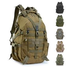 Backpacks Trekking Molle Tactical Assault-Bags Military Large-Capacity Camouflage Camping