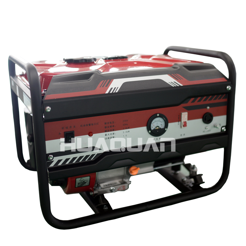 a ar refrigerado gasolina gerador conjunto 05
