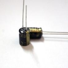20 قطعة جديد ماتسوشيتا 63V56UF FC 8X11.5 مللي متر 56 فائق التوهج 63V الصوت مُكثَّف كهربائيًا 56 فائق التوهج/63 V 105 درجة fc 63V 56 فائق التوهج