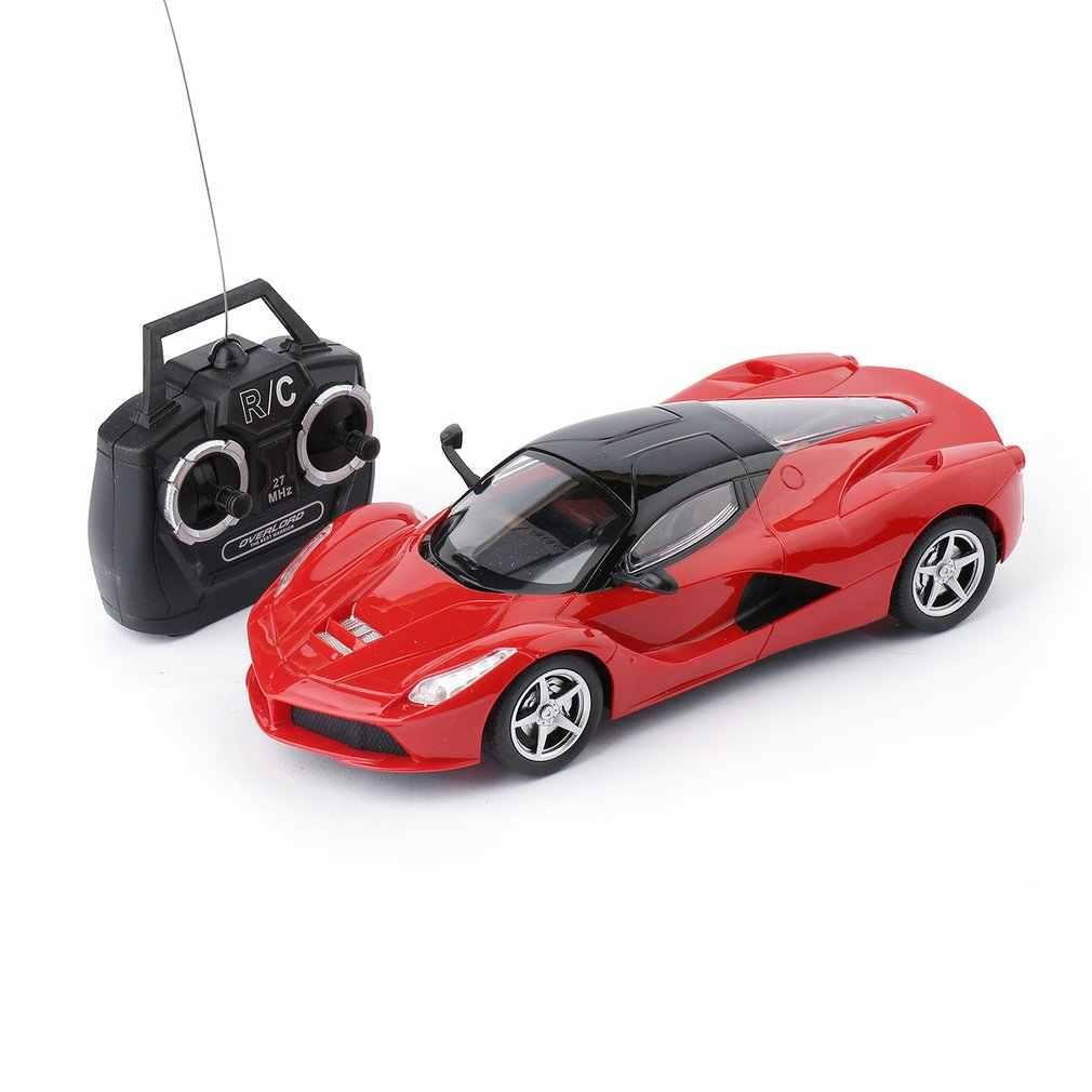 1:16 çocuk çocuklar uzaktan kumandalı oyuncaklar uzaktan kumanda araba modeli oyuncaklar elektrikli RC arabalar manyetik dönüşlü dünya