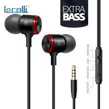 Profesyonel spor kulaklıklar süper bas kulaklıklar kontrol mikrofon Stereo kulaklık kulak spor kulaklık 3.5mm
