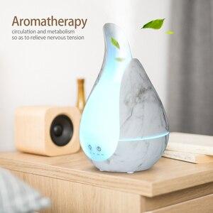 Image 4 - KBAYBO Luftbefeuchter Aroma Ätherisches Öl Diffusor 7 Farben LED nacht Licht kühlen nebel maker Aromatherapie für Home office schlafzimmer