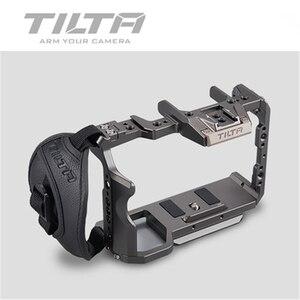 Image 5 - Tilta dslr rig a7 iii cámara completa jaula asa superior placa base cable hdmi para Sony A7 A9 A7III A7R3 A7M3 A7R2 A7 accesorios