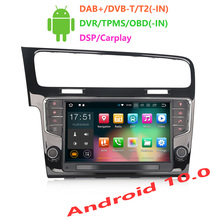 Car-Radio Carplay Erisin Android for VW Golf-Vii/7 ES8111G 4GB-RAM DSP Stereo 9inch Octa-Core