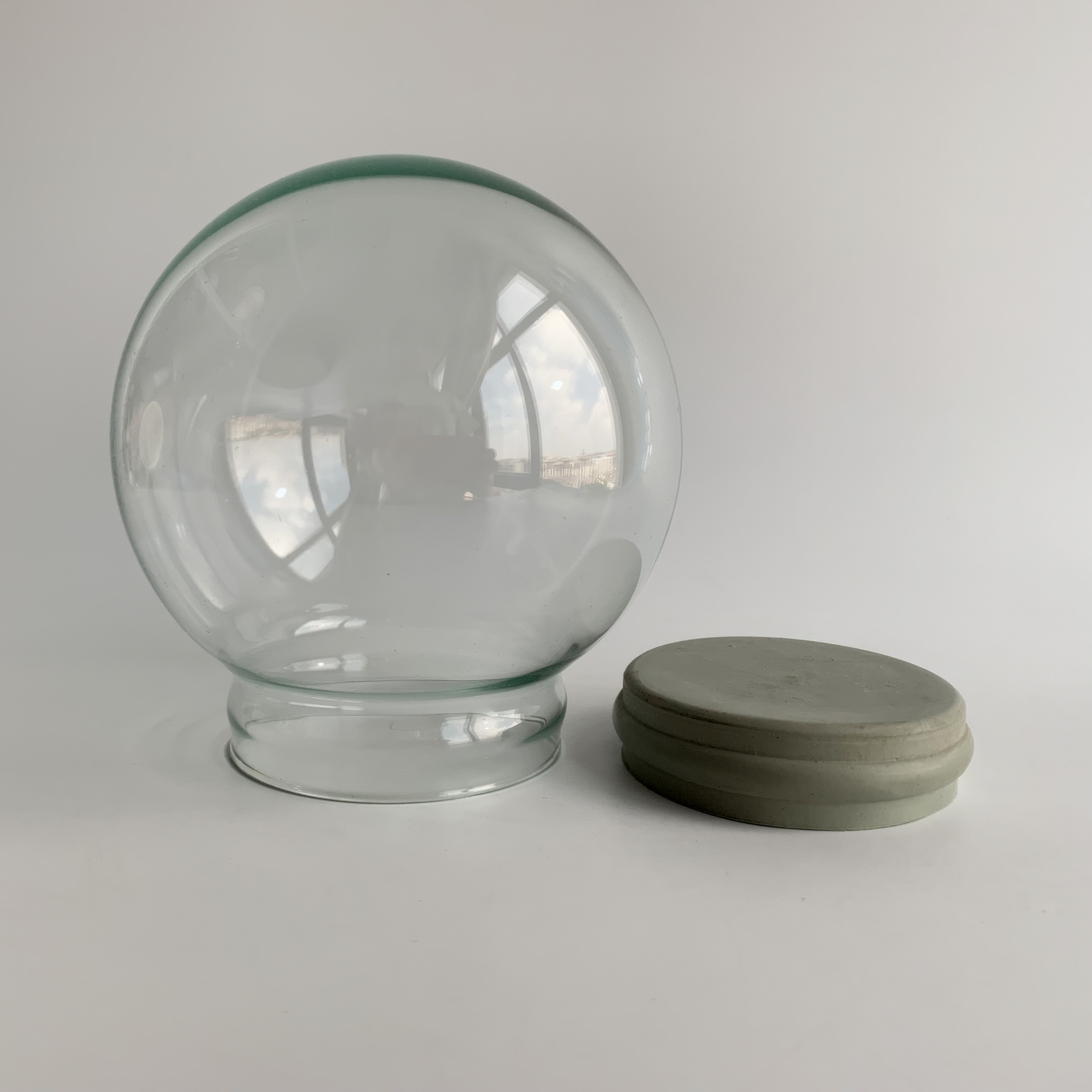 Promotional Gift 45/65/80100/120 Mm Diameter DIY Empty Glass Snow Globe Wholesales