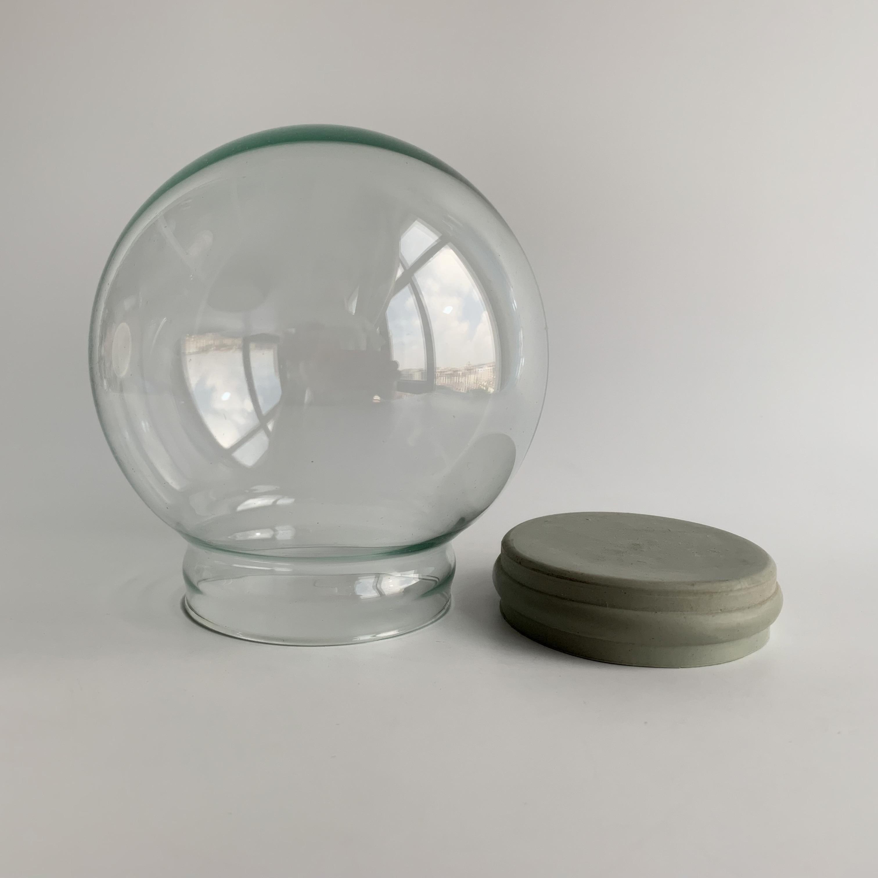 Promotional Gift 45/65/80100/120 Mm Diameter DIY Empty Glass Snow Globe Wholesales