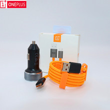 Car-Charger Oneplus C-Cable Usb-Type Original Metal for 60/6t-5t-5/3t/.. Fast