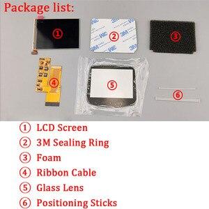 Image 5 - ЖК экран V2 для Nintendo GBA, 10 уровней яркости