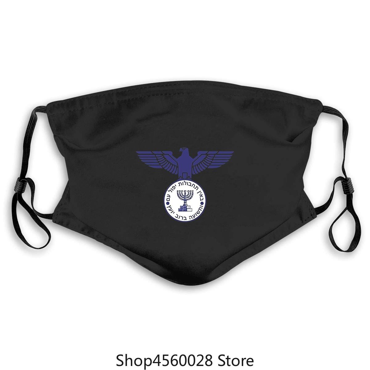 2020 Vendita Moda Mossad Eagle Israele Servizio Segreto Maschera IDF In Maschera Da Uomo Abbigliamento 2020 Alta Qualità Mascher