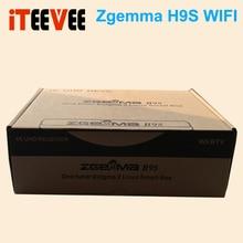 ZGEMMA receptor satélite H9S bluit de 300M, WIFI, DVB S2X, 4K, UHD, con T2 MI de CI para satélite ruso