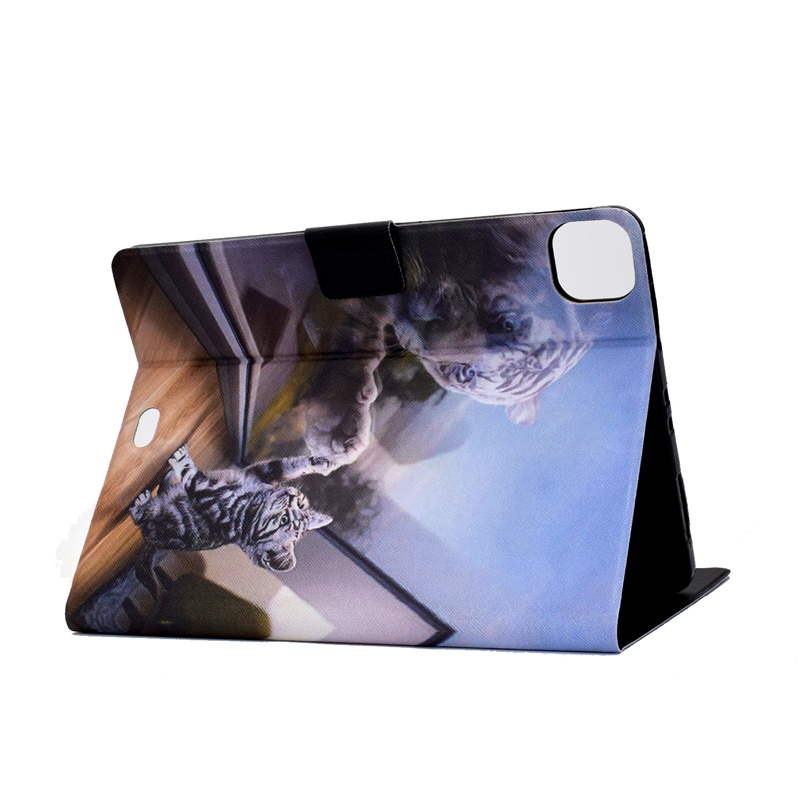 4 Cartoon IPad Leather Apple 10.9 For inch Air4 Thin Ipad For Air 2020 Case Bear Cover