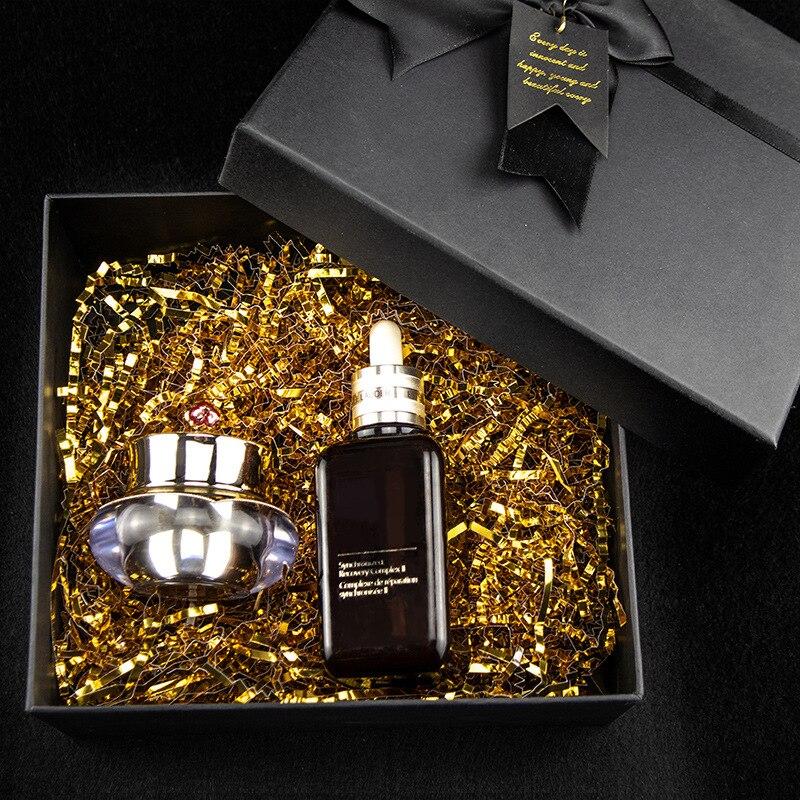 100g яркий Фольга бумажная рафия измельченные гофрированная бумага конфетти коробки для подарков