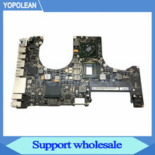 Fully Tested 2.0/ 2.2/ 2.3/ 2.4/ 2.5GHz CPU i7 Motherboard 820-2915-A For Macbook Pro 15