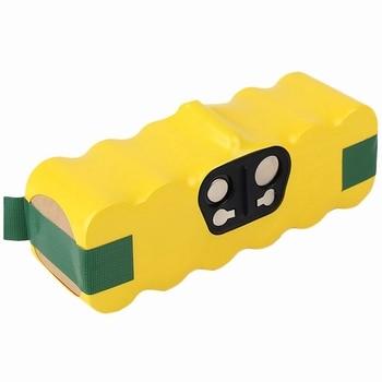 AUFSTIEG-Neue 4000Mah Ni-Mh Vakuum Batterie Für Roomba 500 560 530 510 562 550 570 581 610 650 790 780 532 760 770 batterie Robotik