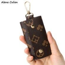 Бумажники для ключей от известного бренда женщин/мужчин высококачественный