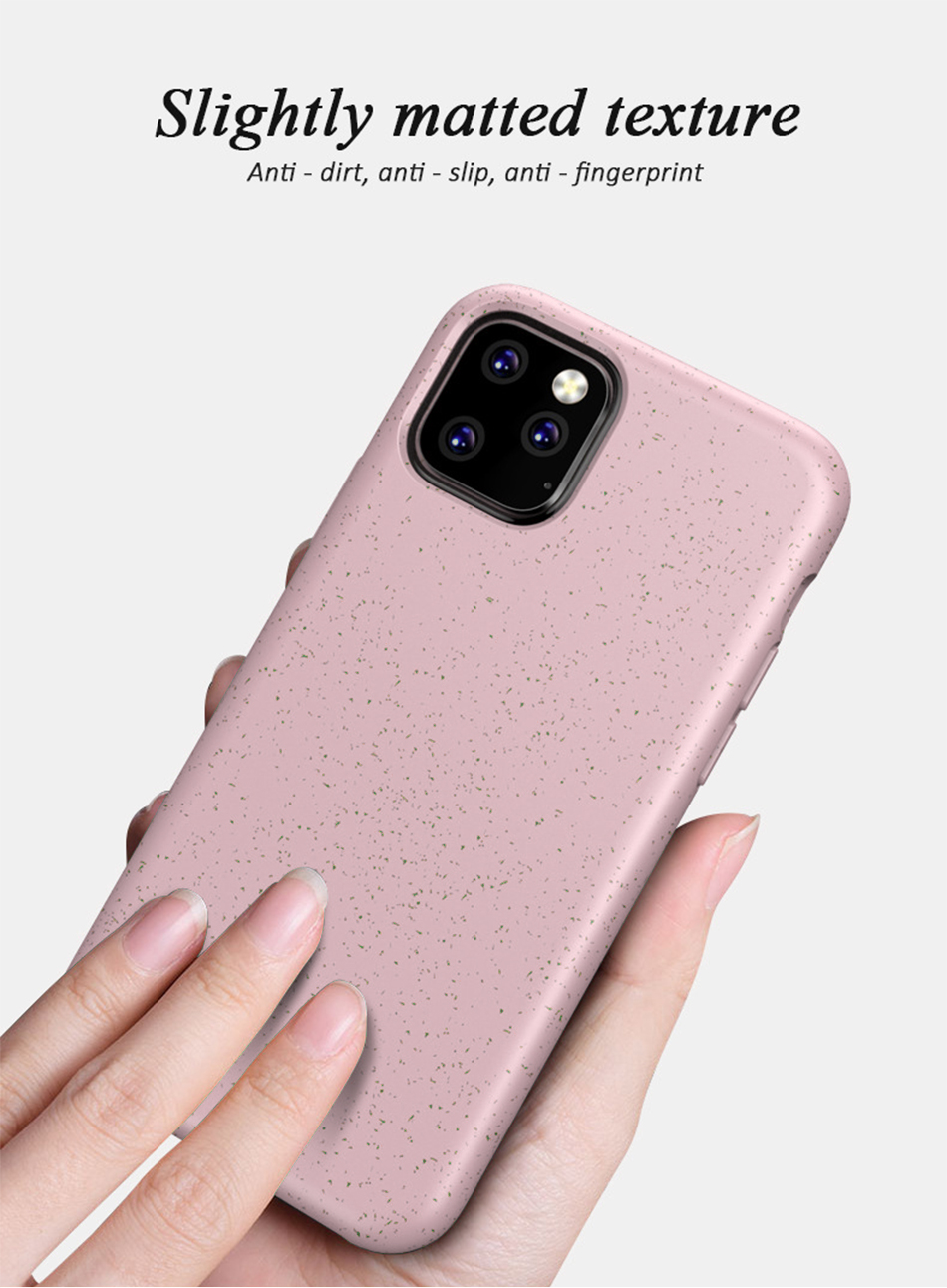 !ACCEZZ Candy Color For iPhone 11 Pro Max Case 2019 New TPU Soft Matte Protection Back Cases Cover Cell Phone Skid Shell Coque (6)