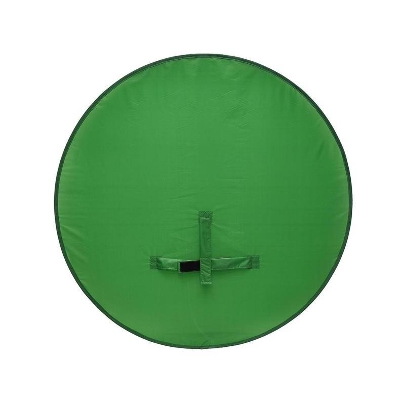 142 см фотостудия фоновая ткань нетканого материала для студийной фотосъемки фон Цвет зеленого, белого и черного цвета Экран фон для фотогра...