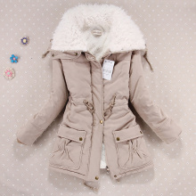 Winter Female Jacket parka Fur Coats Women Winter Jackets An