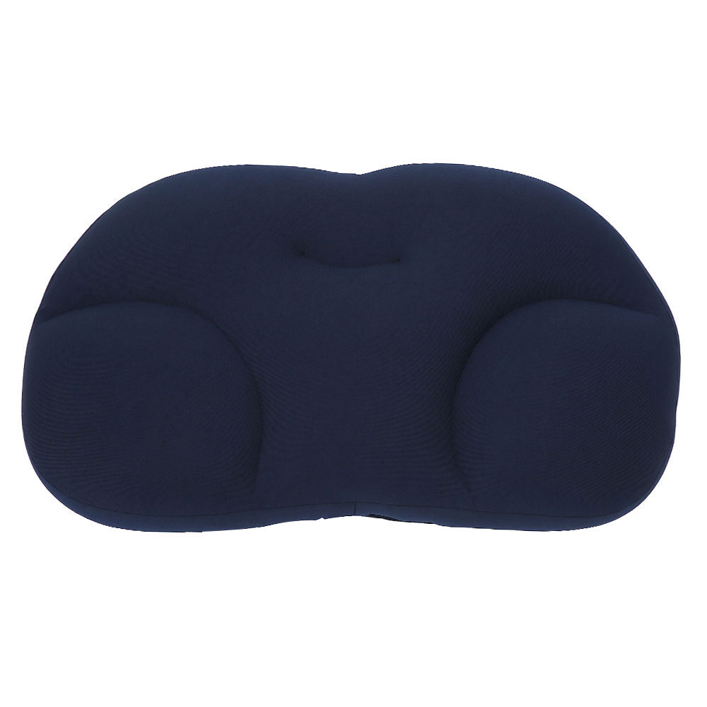 3D Neck Pillow Creative Neck Head Rest Deep Sleep Air Cushion Pressure Relief Pillows Washable Pillowcase Home Textile