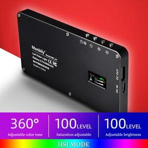 10W Mini Pocket RGB LED Light