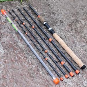 Image 5 - Sougayilang Chất Lượng Cao Nút Chai Tay Cầm Ăn Quay Dây Cước Câu Cá 3.0M L M H Công Suất Du Lịch Cần De Pesca Cá Chép thức Ăn Cực