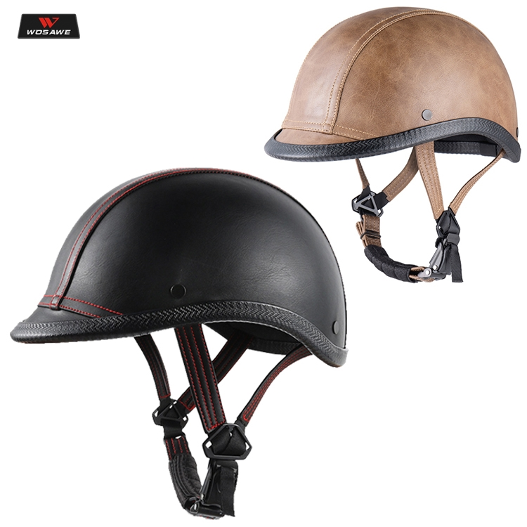 German helmet Motorcycle half helmet bike vintage ww2 scooter helmet like M35