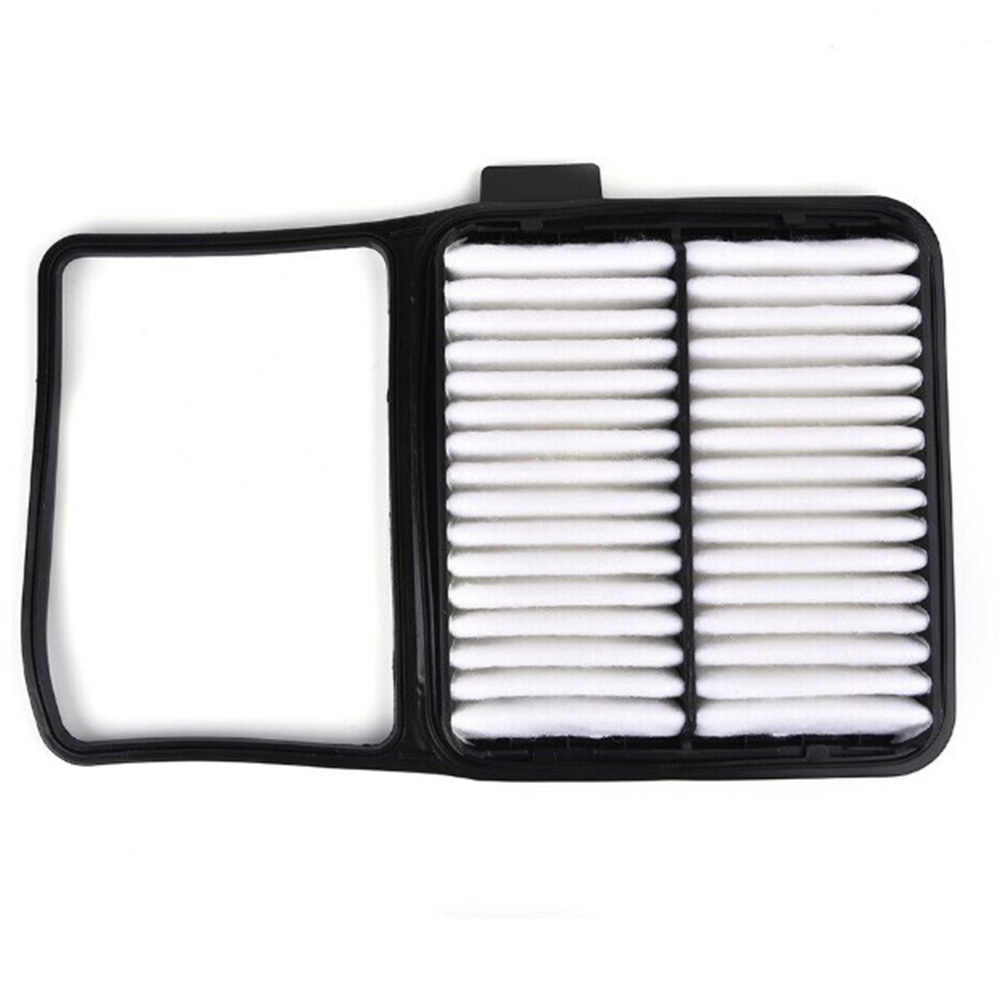 Para toyota prius painel de filtro de ar 2004-2009 branco + preto não tecido para toyota prius 2004-2009