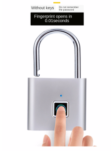 Smart-Lock Cabinet Waterproof Rechargeable for Box Office Thumbprint Biometric