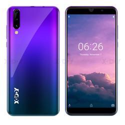 Новые мобильные телефоны XGODY P30 Android 9,0 6 дюйм18:9 2G 16G мобильный телефон MTK6580 четырехъядерный двойной Sim 5MP камера GPS 3G Celular смартфон