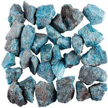 Апатит Минеральные Кристаллы необработанные драгоценные камни