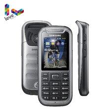 Original desbloqueado samsung c3350 xcover 2 telefone móvel gsm 2.2 polegadas 2mp remodelado celular frete grátis