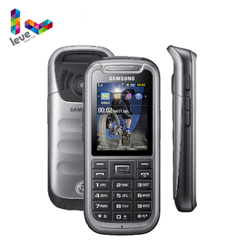 Original Unlocked Samsung C3350 Xcover 2 Mobile Phone GSM 2.2 Inches 2MP Refurbished Cellphone Free Shipping
