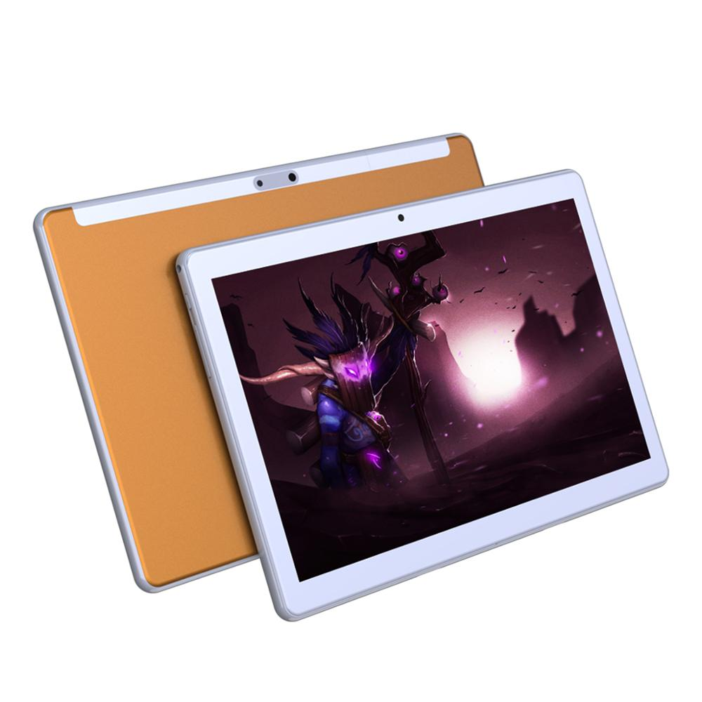 5000mAh 10.1 'Android Tablets 7.0 Quad Core 4GB RAM  Internal 64G Camera 5MP Tablet With A Sim Card PC WiFi GPS Bluetooth
