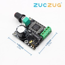 2x15W PAM8610 classe D numérique double puissance carte amplificateur Audio 12V