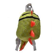 Детская школьная сумка с милым мультяшным принтом и шнурком