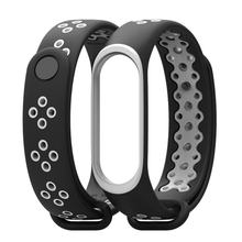 "Mi Band 4/3 Smart Armband 0.95 ""Amoled Kleurenscherm 135Mah 50M Waterdicht 6-Sport Modi Smart polsband Met Band(China)"