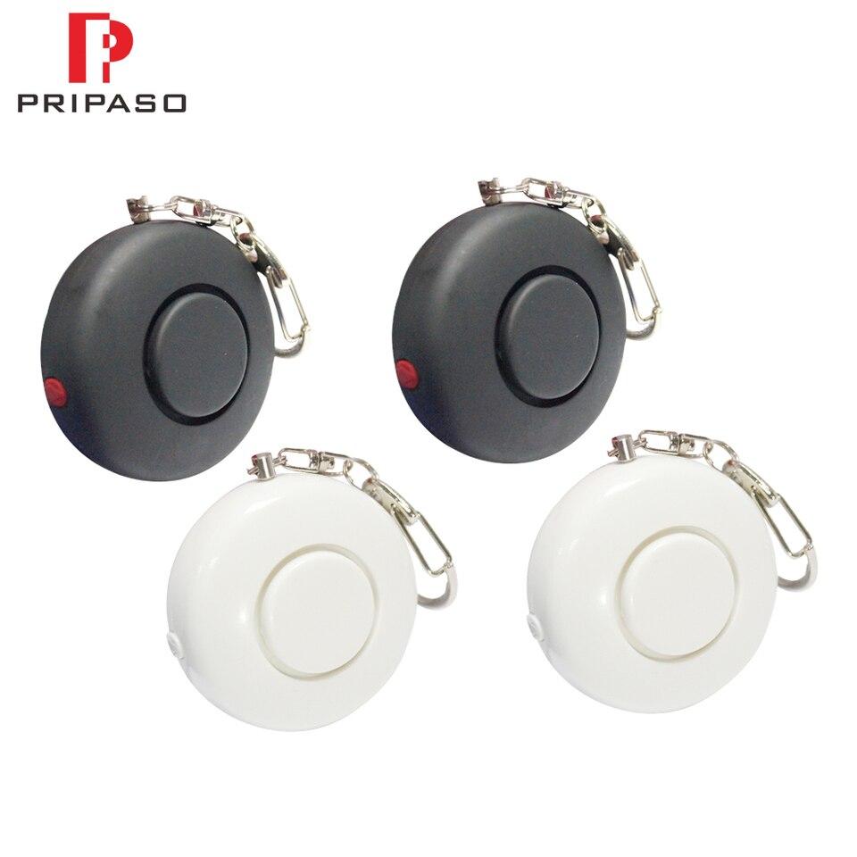 Pripaso 10pcs Lot Wholesale Self Defense Alarm 130db Security