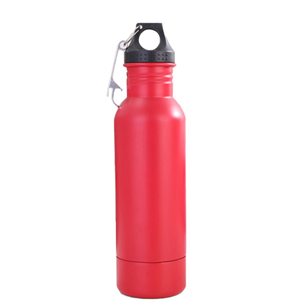 Stainless Steel Insulated Cold Beer Cup Set Double Cup Double Bottle Bottle Keeper Fashion Portable
