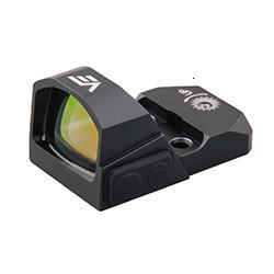 dot scope pistola mira ipx6 à prova